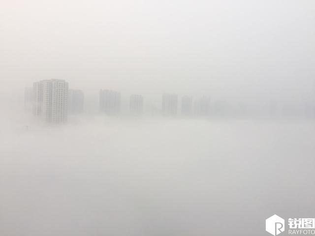 重庆渝西古城惊现海市蜃楼,城市高楼若隐若现,神... _网易新闻