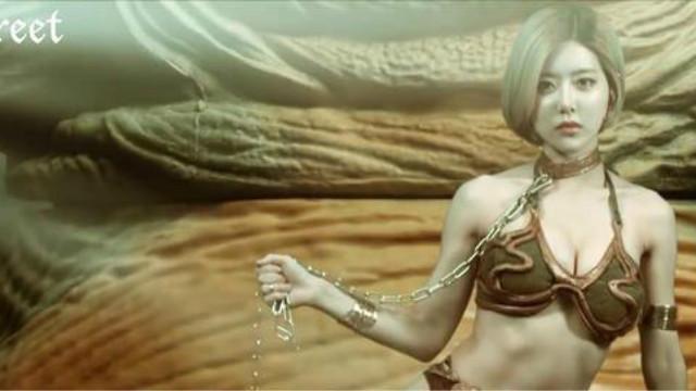 韩国第一DJ打碟女神Soda,让人热血沸腾