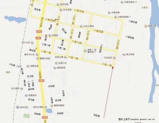 桂林八里街旧货市场