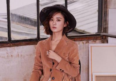 赵丽颖最新时尚有范杂志写真图片,赵丽颖图片_娟娟壁纸手机版