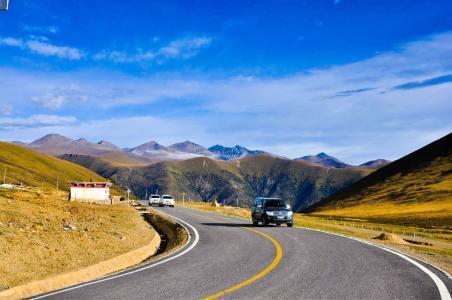 214滇藏线国道