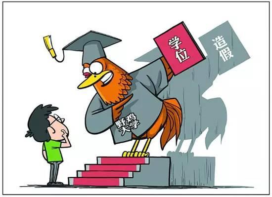 曝光虚假大学,吉林省有4所!长春也有~(附名单)