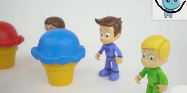 樂高冰淇淋車