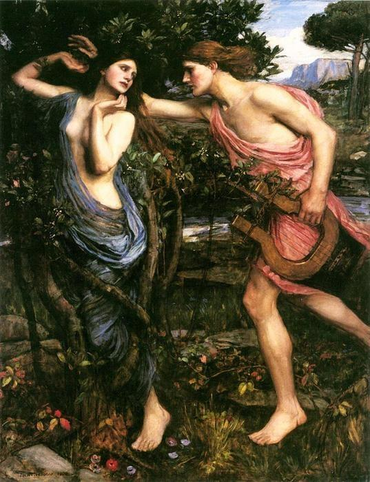 希腊神话 女神