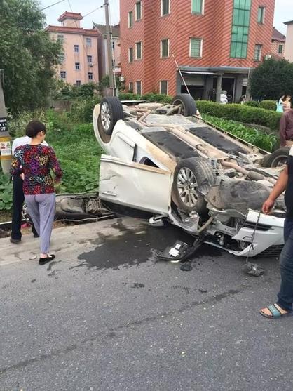 这个车祸是怎么发生的完全看不懂