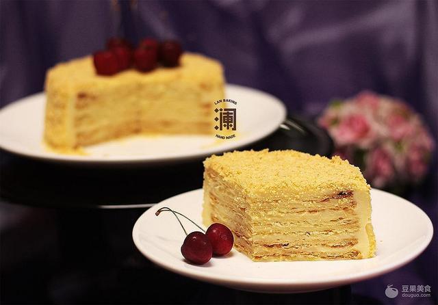 千層的浪漫:俄羅斯拿破侖蛋糕