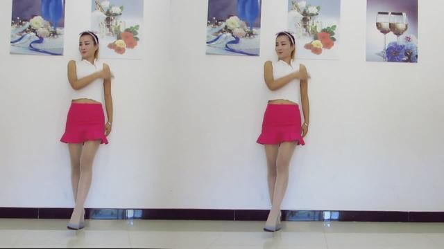 流行广场舞《DJ拥抱着你离去》简单32步,每天跳一跳,惊喜多多