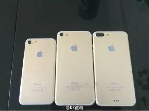苹果7后置摄像头价格