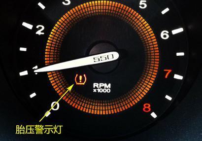 汽车故障灯标志图解