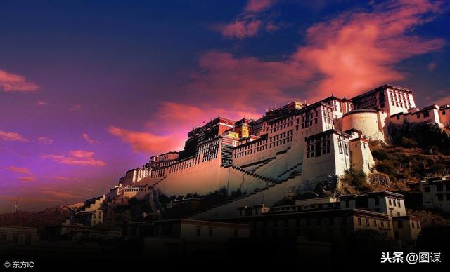西藏布达拉宫高清