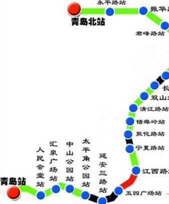 最新!青岛地铁五四广场、浮山所、延安三路站已恢复正常运营