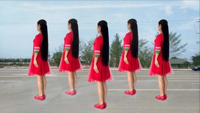 大众舞步健身操《相伴一生》老少皆宜,每天跳一跳健康走出来!