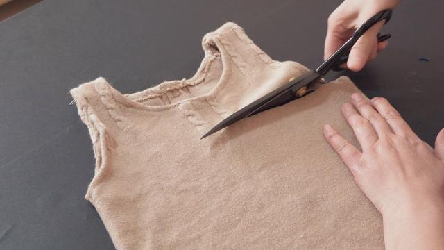 「时尚针织」时尚有弹性的毛线腰带_网易视频