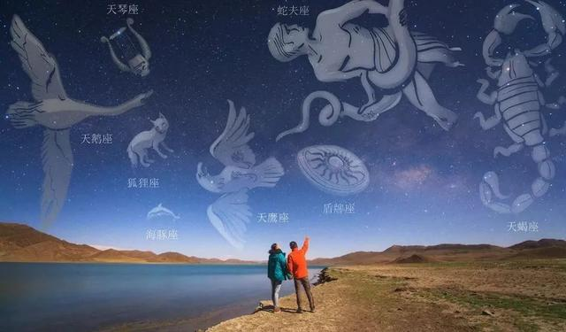 希腊神话中的群星与众神(一):类地行星
