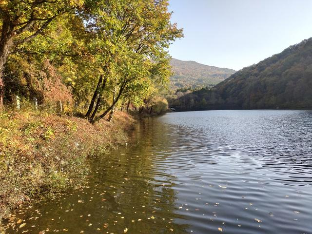 10月爬山正是好风光,吉林市这些山,少爬一座都遗憾