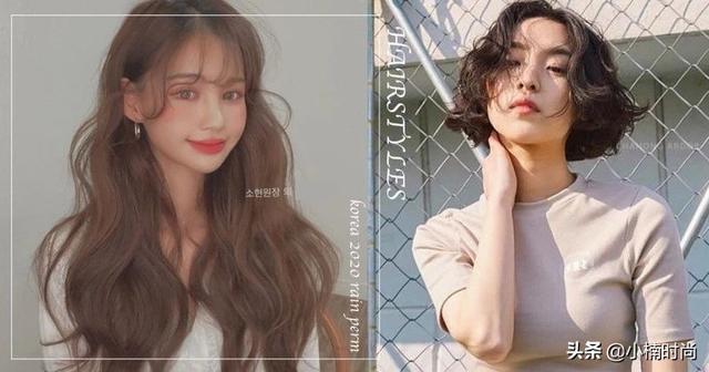 短发女人更有异性缘?韩国最流行的烫发!