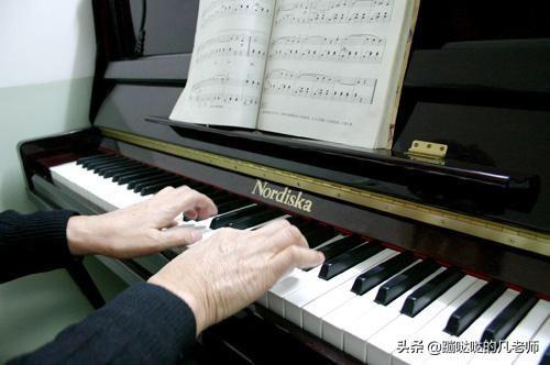 送别五线谱钢琴