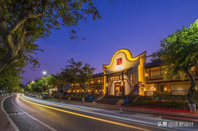 肇庆酒店装修设计哪家好-无与同装饰-中国投影网