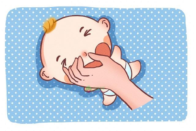 小孩鼻子腺体肥大照片