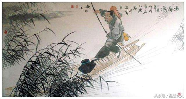 渔歌子,小学必背古诗词——渔歌子