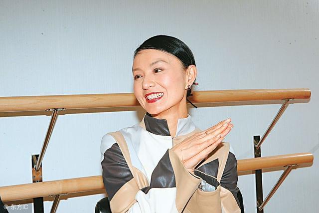 香港电影当年有很多动作女星