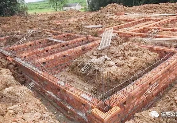 普通农村建房设计图