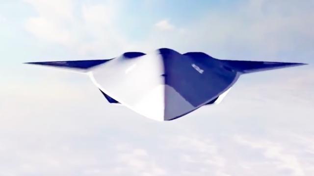 """中国六代战机进展顺利,代号""""火龙"""",性能完美超越F-22"""