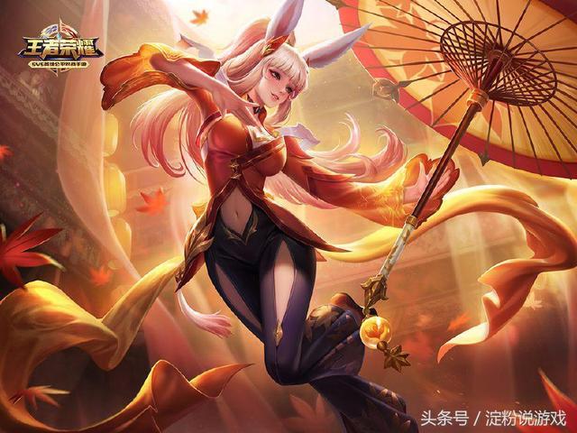 王者荣耀女英雄祼海报