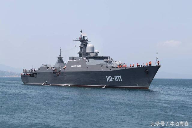 越南猎豹级护卫舰号称亚洲最强!与056相比哪个战力更胜一筹?