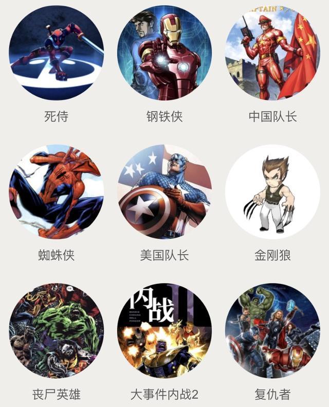 美国漫威卡通人物形象代理授权公司,除了漫威漫画公司之外,还有这些著名的漫画公司,漫画迷们请收藏