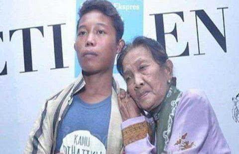 77岁娶了一个25岁媳妇