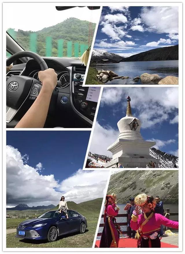 自驾受阻,海拔4298米的折多山突降暴雨,看这款日系轿车如何穿越