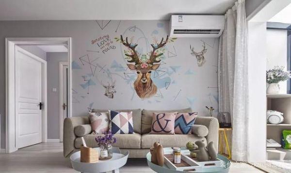 90平米房屋装修设计图片 打造赏心悦目的家居环境