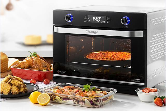 从烘焙角度谈如何选择电烤箱