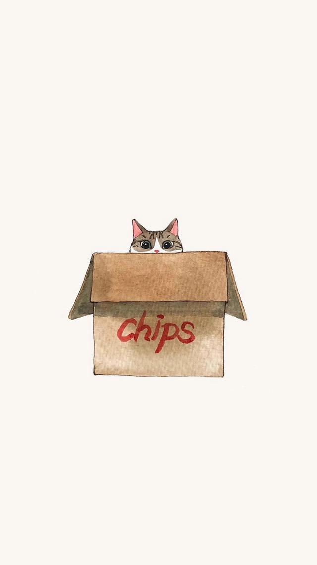 貓壁紙手機壁紙可愛