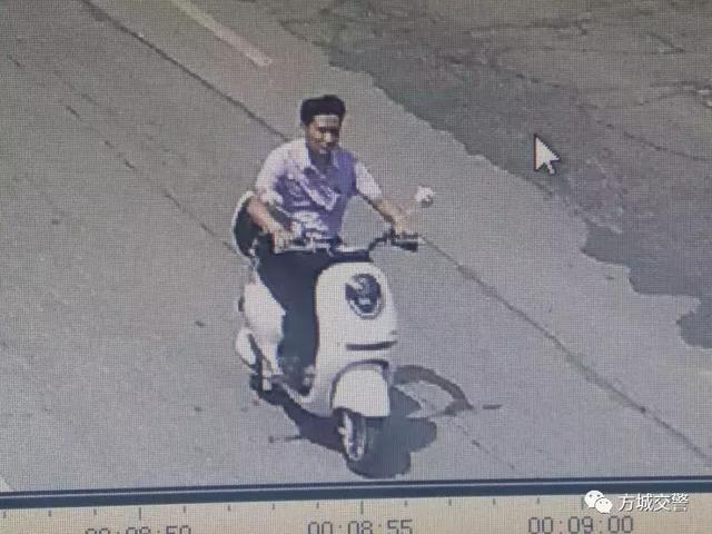 方城发生一起车祸 看到图片上的人及车辆请迅速报警_腾讯网