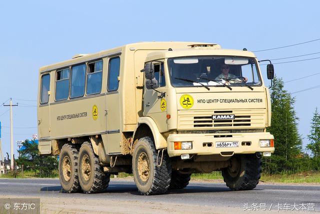 乌克兰最大卡车