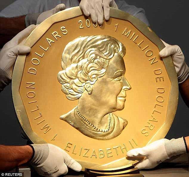 德国神秘黑帮雷默家族被捣毁,巨大金币失窃悬案终落幕