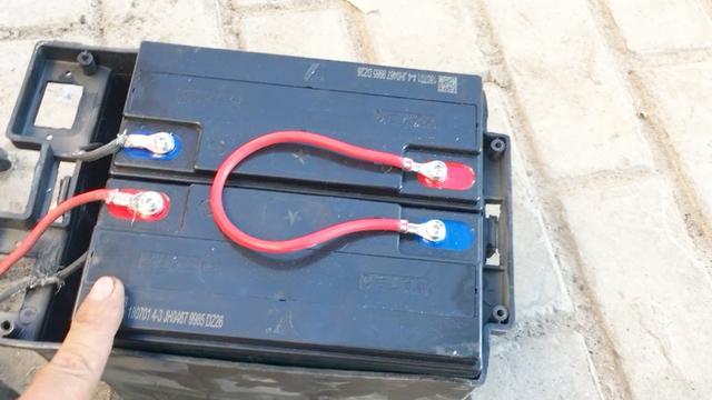 超威電池真假識別方法