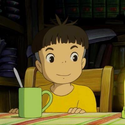 宫崎骏动漫头像 - 堆糖,美图壁纸兴趣社区
