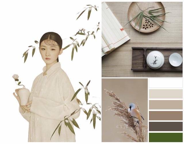 133㎡新中式家居装修效果图——禅静山水,寻一份恬静,一份简单