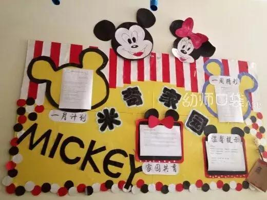 幼儿园家园联系栏设计图片_幼儿园家园栏布置图片