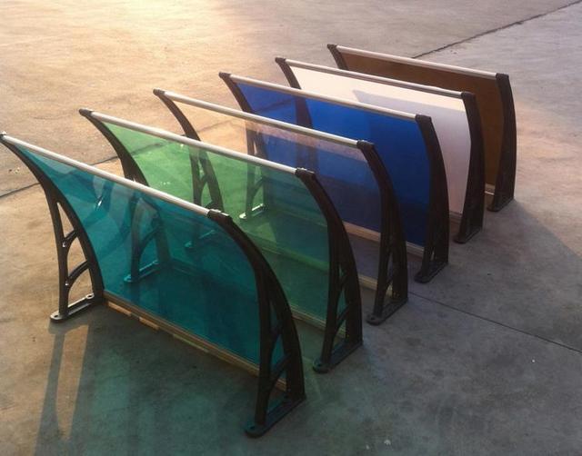 鑫久10mm三层透明阳光板2.1*6米三层阳光板当天发货... -阿里巴巴