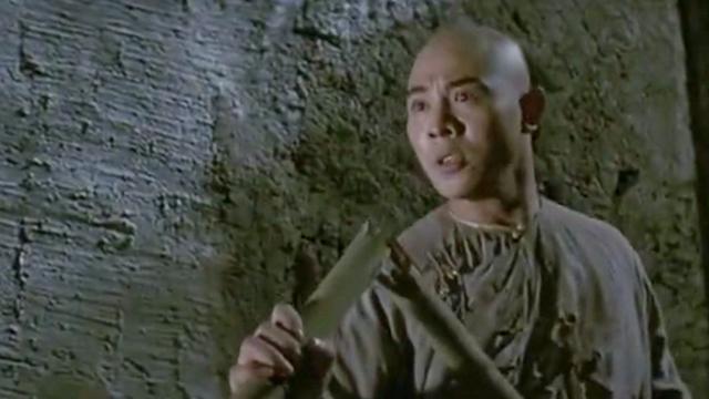 李连杰到底有多能打,甄子丹在和他打你就知道了