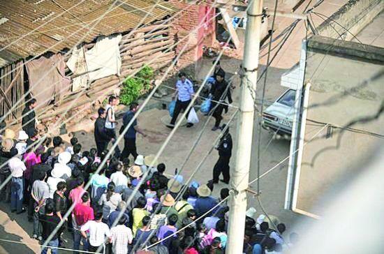 云南晋宁系列杀人案告破 嫌犯张永明杀害11人被逮捕... _搜狐视频