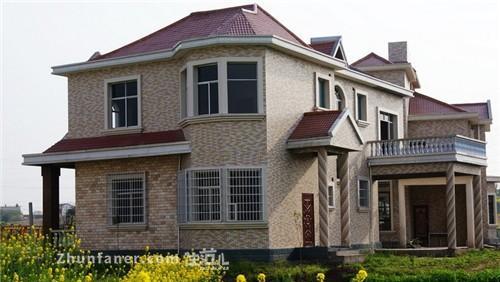 房屋设计图大全_自建房设计图_别墅设计图大全-轩鼎建房网
