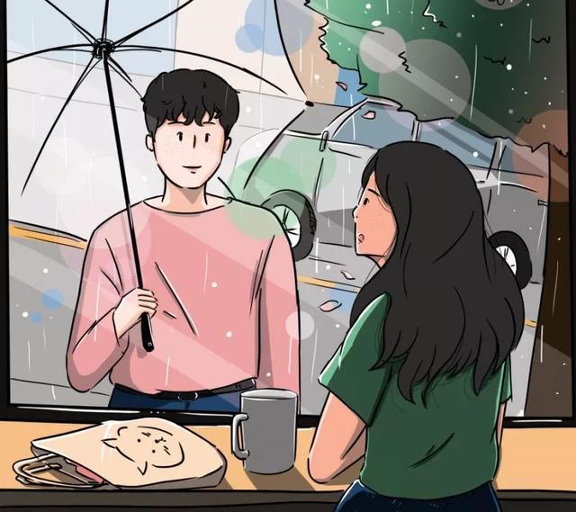 """""""能这样陪你聊天的人,一定很爱你"""""""