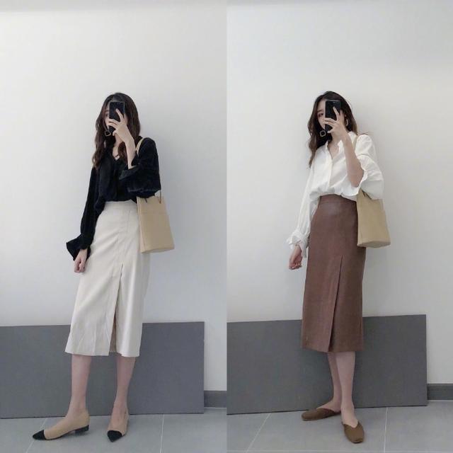 时尚OL必学办公室穿搭法 让你上班时尚又严谨
