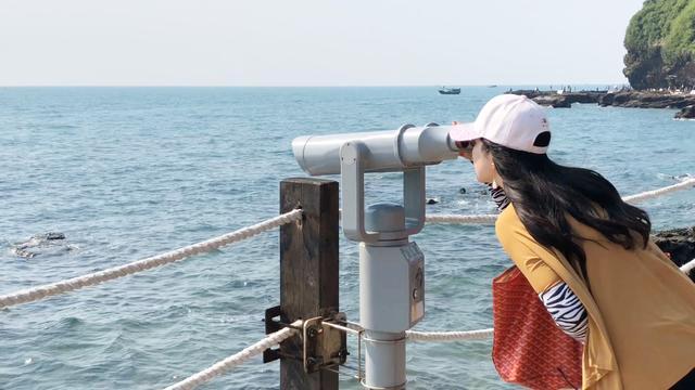 涠洲岛五彩滩图片