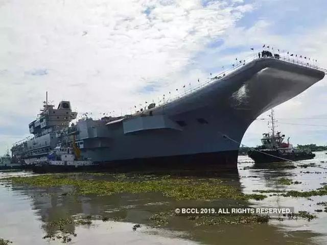 印度首艘国产航母预计2023年服役,20年磨一剑,厉害啦